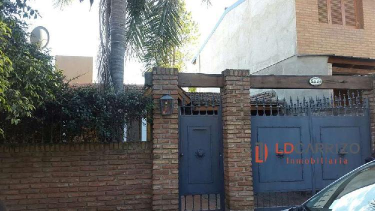 Oportunidad! casa en venta 3 dorm*quincho c/asador