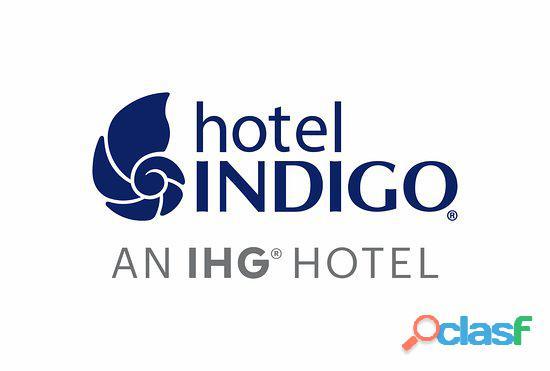 Se busca camarero / camarera en el hotel indigo en toronto, canadá