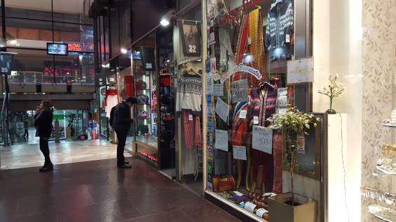 Alquiler local en mejor zona comercial de belgrano- galería