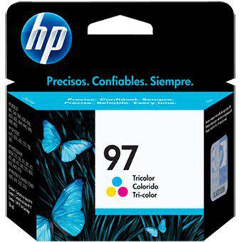 Cartucho HP 97-Tricolor
