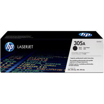 Cartucho HP Laserjet 305A-Negro