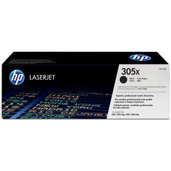 Cartucho HP Laserjet 305X-Negro