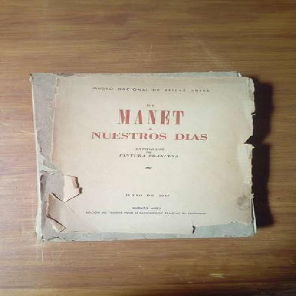 Museo Nacional de Bellas Artes - De Manet a nuestros dias