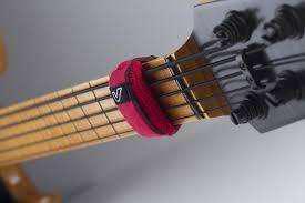 Muteadores de cuerdas gruvgear fretwraps bajos y guitarras