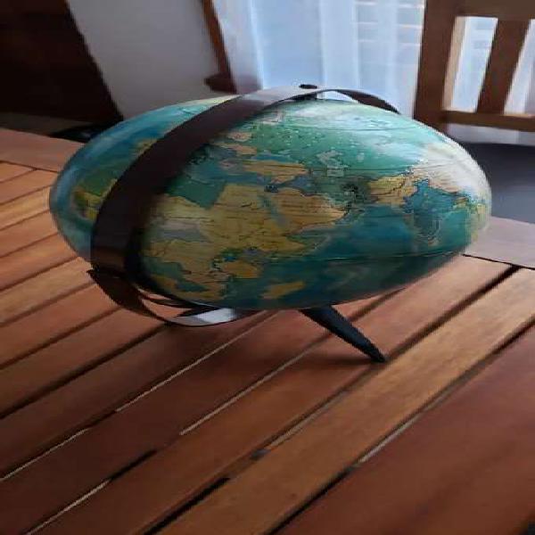 Vendo globo terraqueo