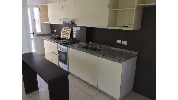 Alquiler dpto. 1 dormitorio + cochera ///// cercanías plaza
