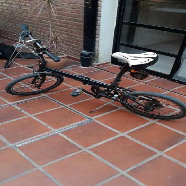 Bicicleta plegable r20 sbk