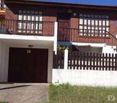 Chalet de categoria 3dor garage patio a mts playa v3720