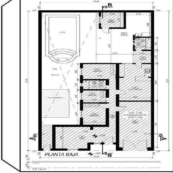 Casa en san luis capital
