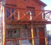 Dueño vende casa estilo cabaña en chapadmalal,mar del
