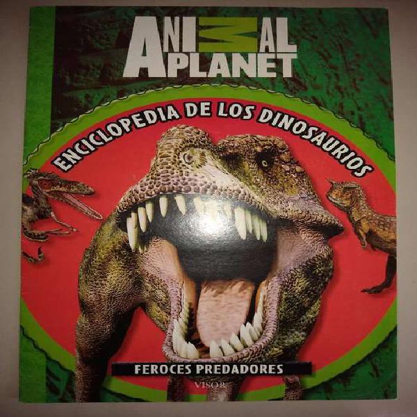 Enciclopedia de los dinosaurios, animal planet