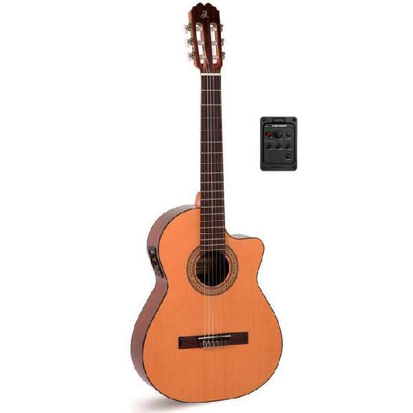 Guitarra clásica c/micro fishman admira made in españa
