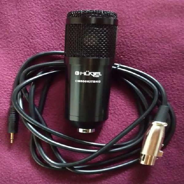 Microfono condenser