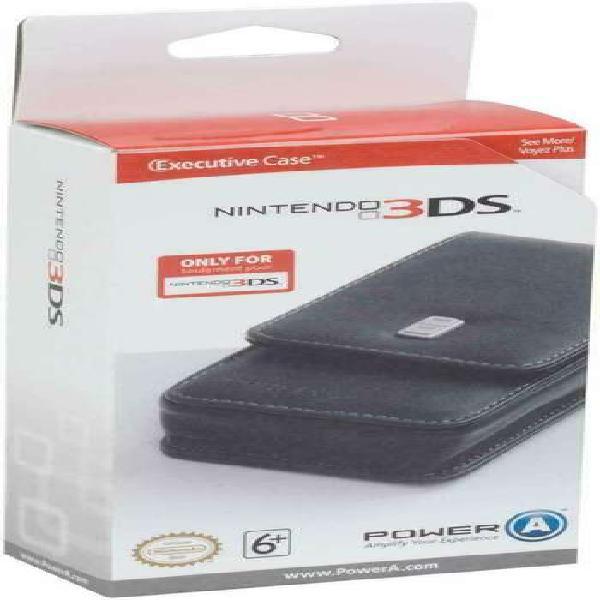 Nintendo 3ds lujoso estuche de 3ds y cartuchos