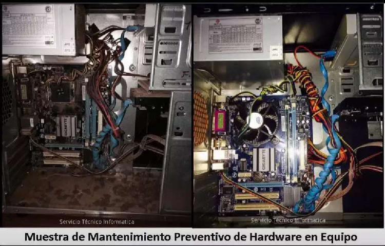 Servicio técnico pc / notebook / netbook