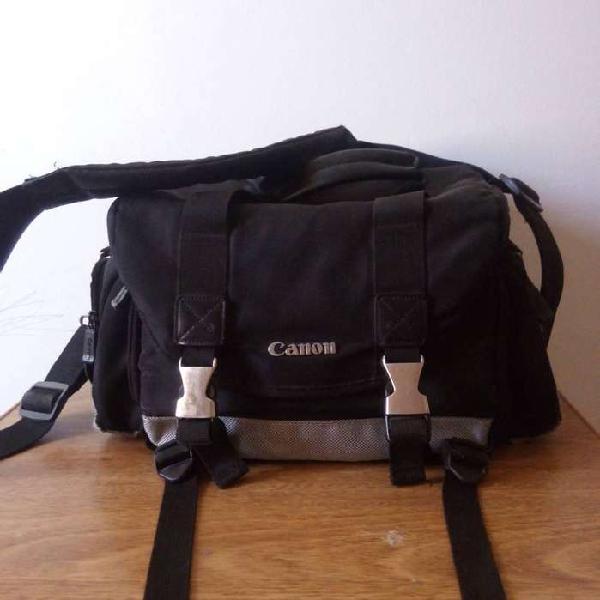 Vendo bolso profesional canon para cámara