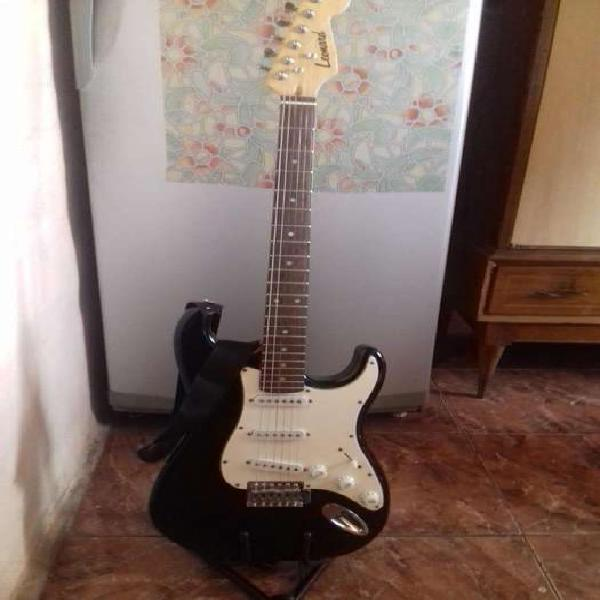 Vendo guitarra eléctrica con kit