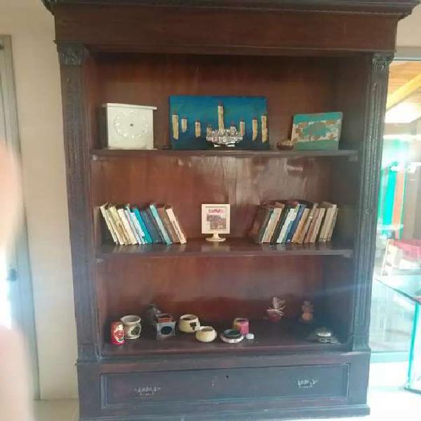 Biblioteca - madera