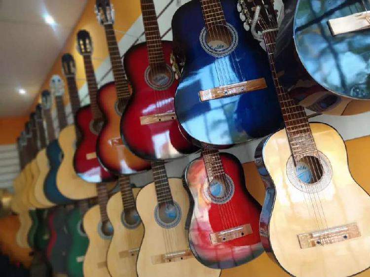 Guitarras de estudio nuevas!!