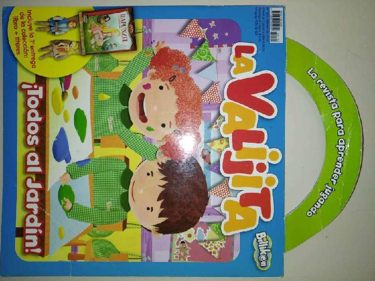 Infantiles 4 la valijita - usadas con detalles
