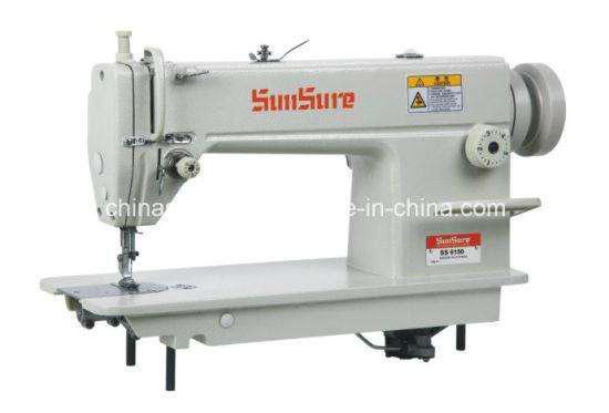 Maquina de coser recta industrial marca sunsure