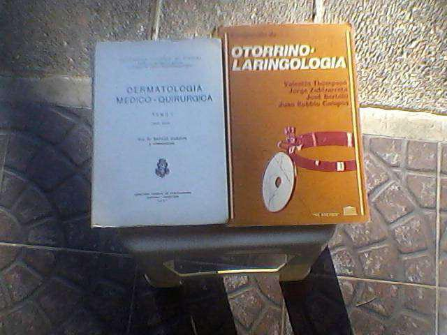 Libros 2x1 dermatologìa y otorrinolaringologìa