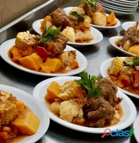 Liserar S.A   Gastronomía Empresarial 6