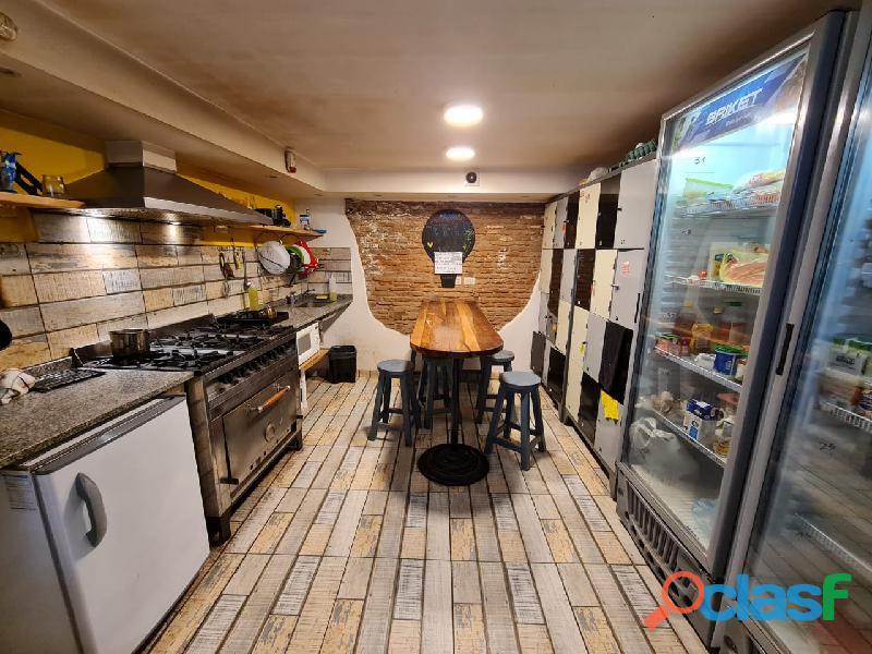Hostel alquila habitaciones con baño privado $11000 por mes 2