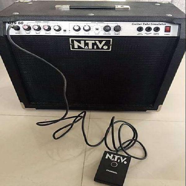 Amplificador nativo gts 60 guitarra
