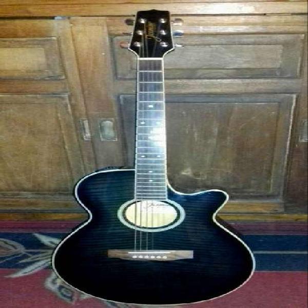 Guitarra electroacustica jasmine ts-95c by takamine corea