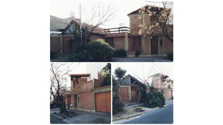Inmobiliaria romero vende casa amplia con terreno grande