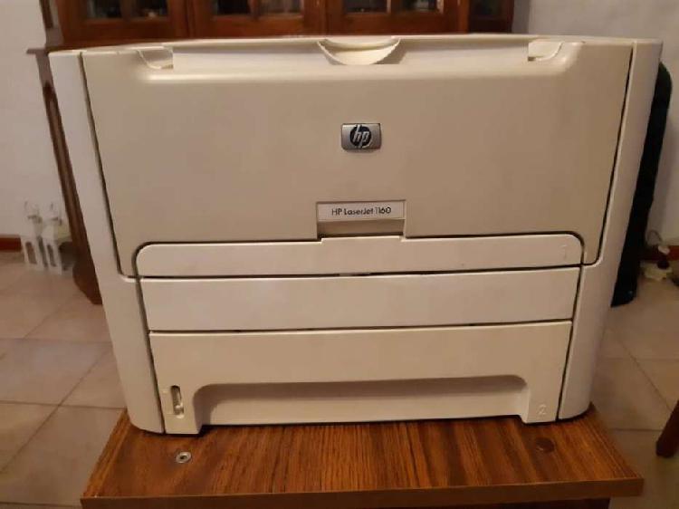 Impresora hp laserjet 1160 impecable