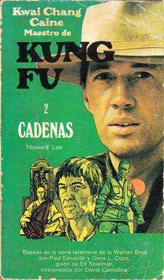 Libro: kung fu 2, cadenas, de howard lee [novela de