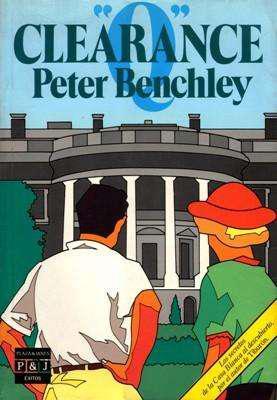 Libro: q clearance, de peter benchley [novela de espionaje]