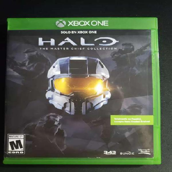 Vendo halo the masther chief collection