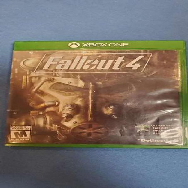 Vendo fallout 4 x box