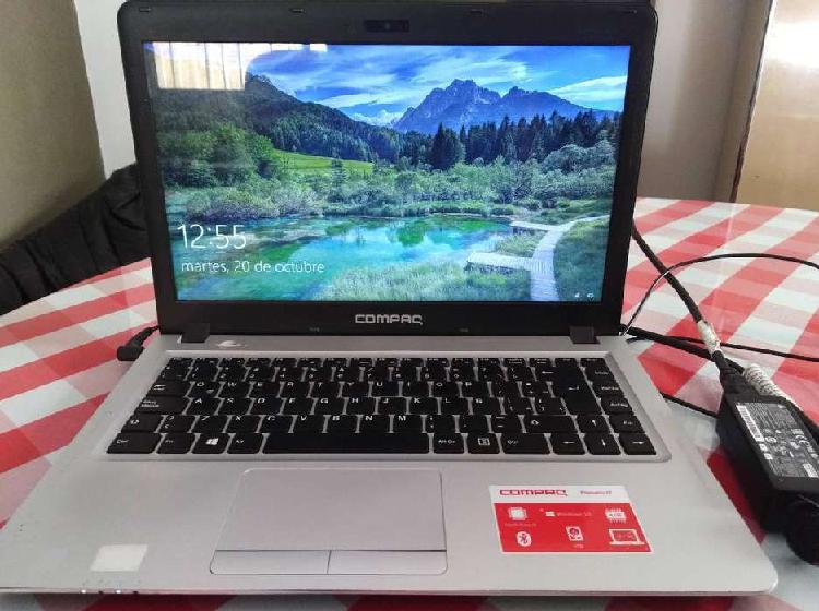 Vendo notebook compaq