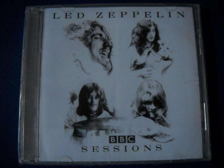 Led zeppelin bbc sessions 2 cd sellado