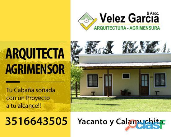Tu Cabaña Soñada con un Proyecto Posible en Yacanto y Calamuchita
