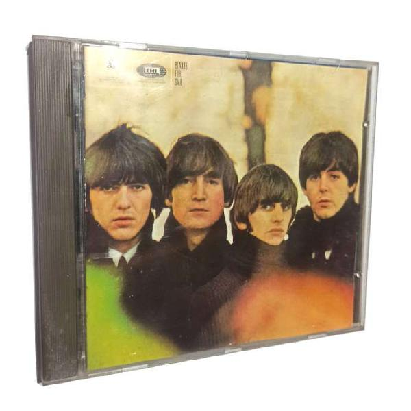 Cd the beatles for sale parlophone rock musica coleccion emi