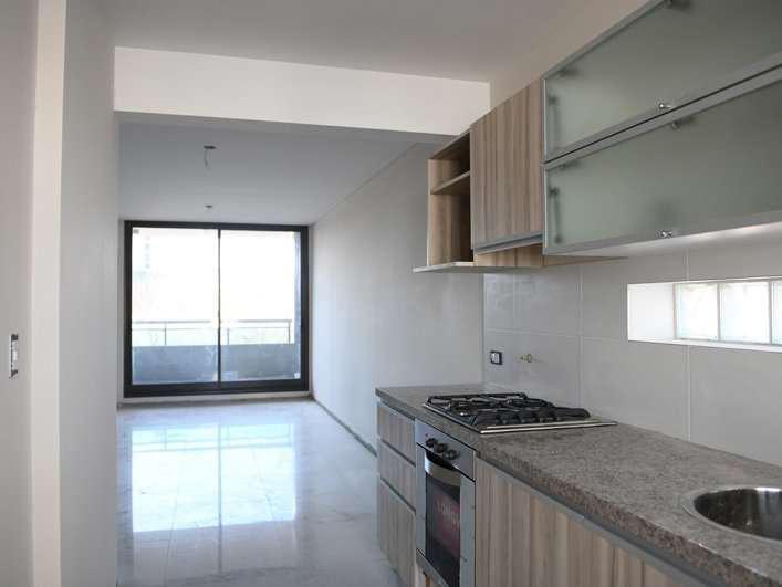 Departamento 1 dormitorio calidad premium - espacio verde de