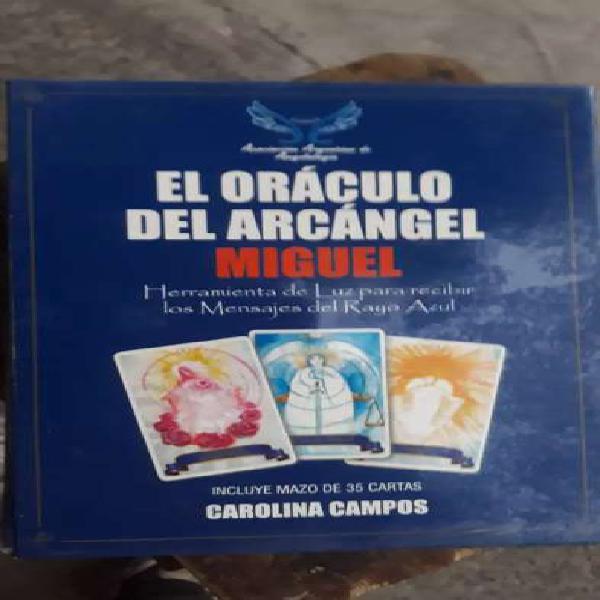 El oraculo del arcangel miguel (nuevo)