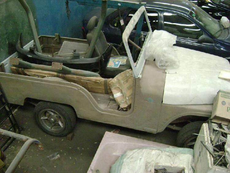 Jeep ika renault 1967