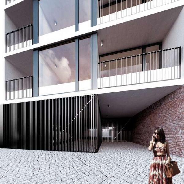 Monoambiente con balcon - ideal inversion - financiado a 36