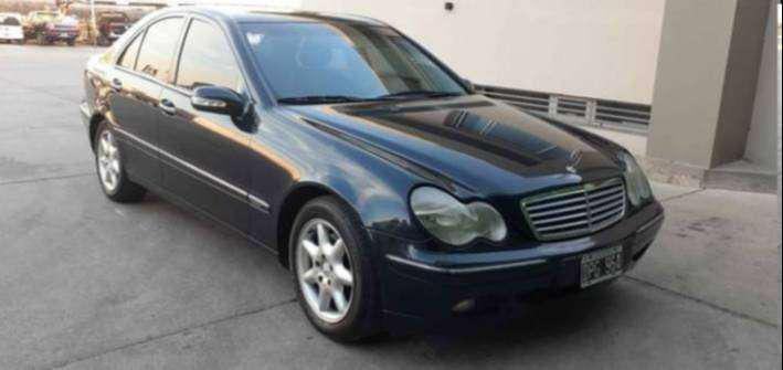 Mercedes benz c240 elegance plus