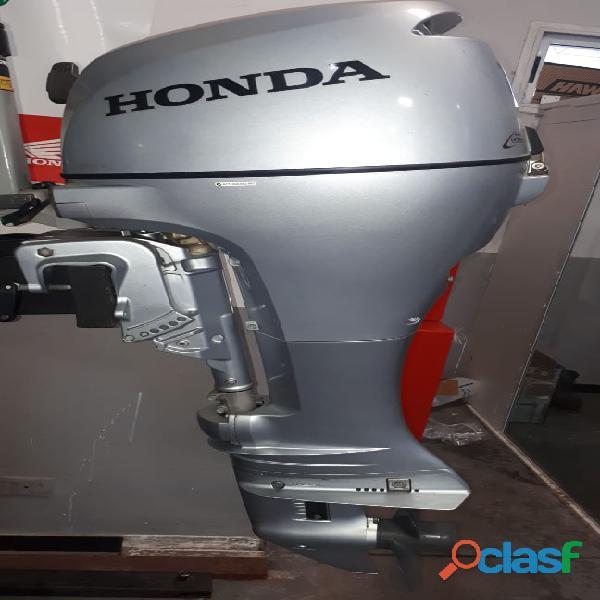 Motor Honda Fuera Borda Pata Larga 4t Bf10l 10hp 0km