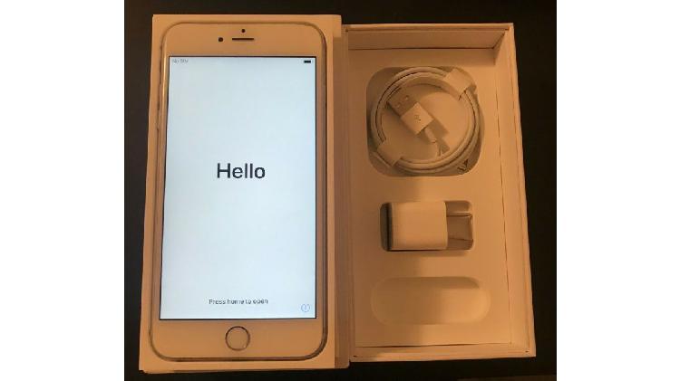Apple iphone 6s plus nuevo