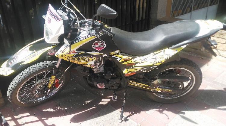 Moto zanella zr 250
