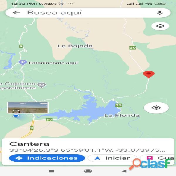 Campo con Cantera de Laja, San Luis. 6