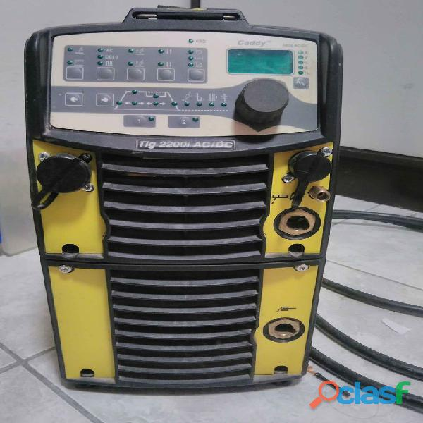 ESAB 2200I ACDC TA34 7
